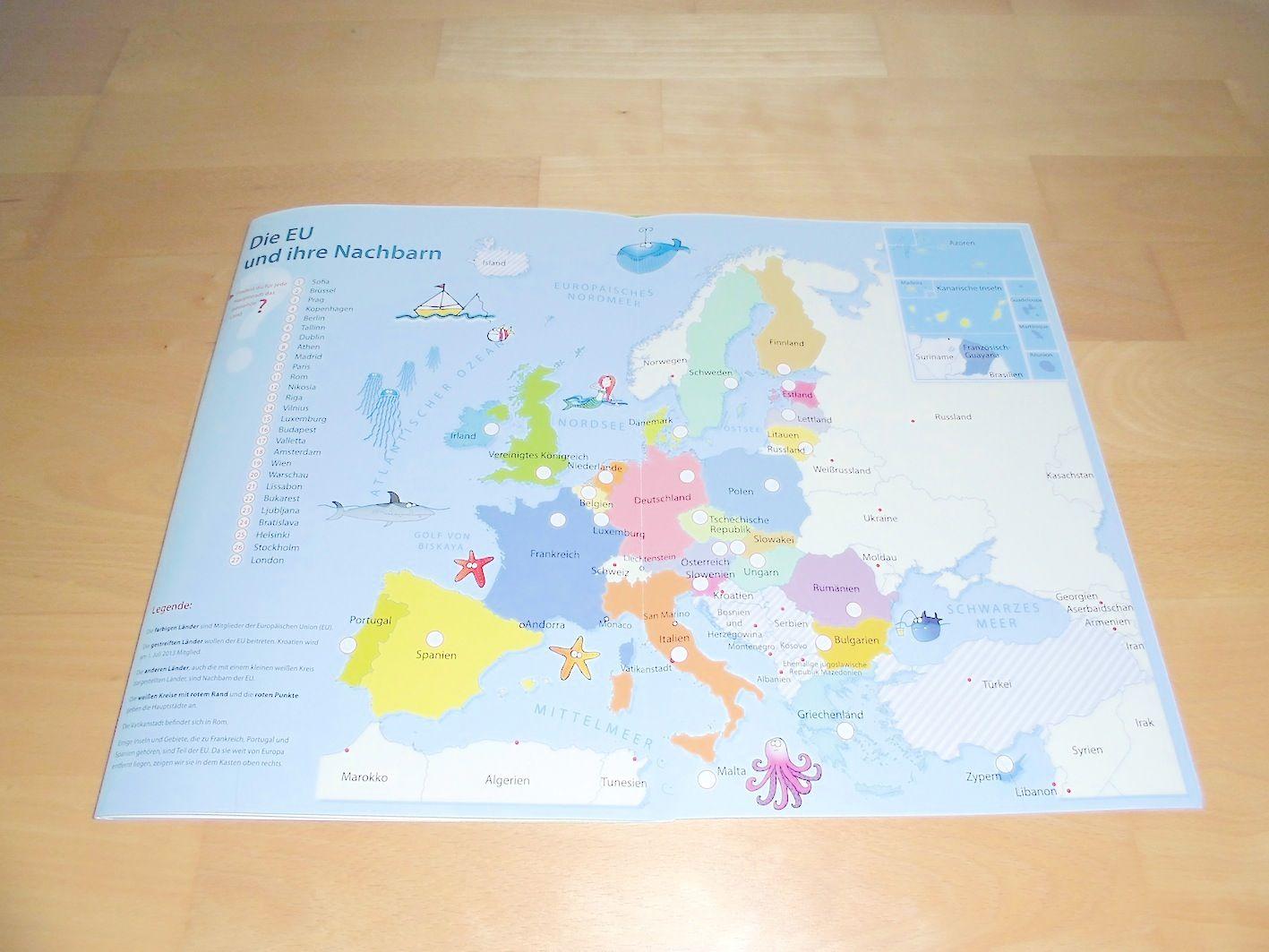 Kostenlos Europa In Der Grundschule Grundschule Europa Schule