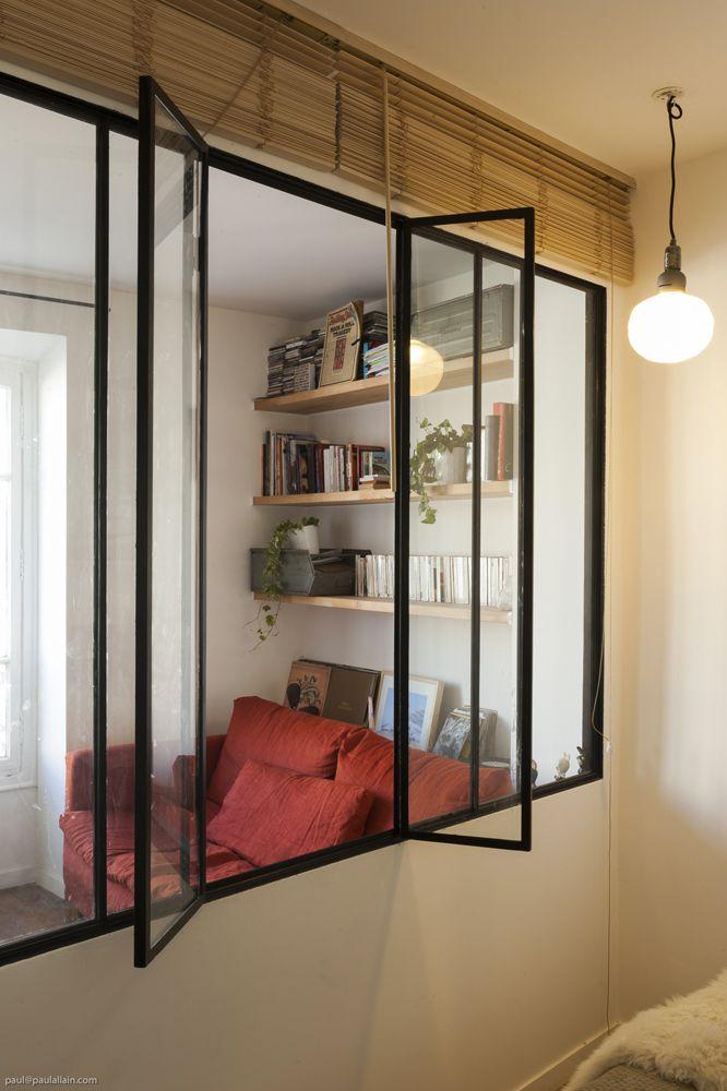 verriere interieure leroy merlin verrire intrieure conseils et erreurs viter with verriere. Black Bedroom Furniture Sets. Home Design Ideas