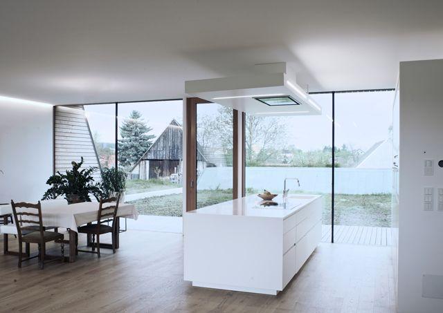 Haus Sager / Architekt DI Markus Planteu | kitchen | Pinterest ...