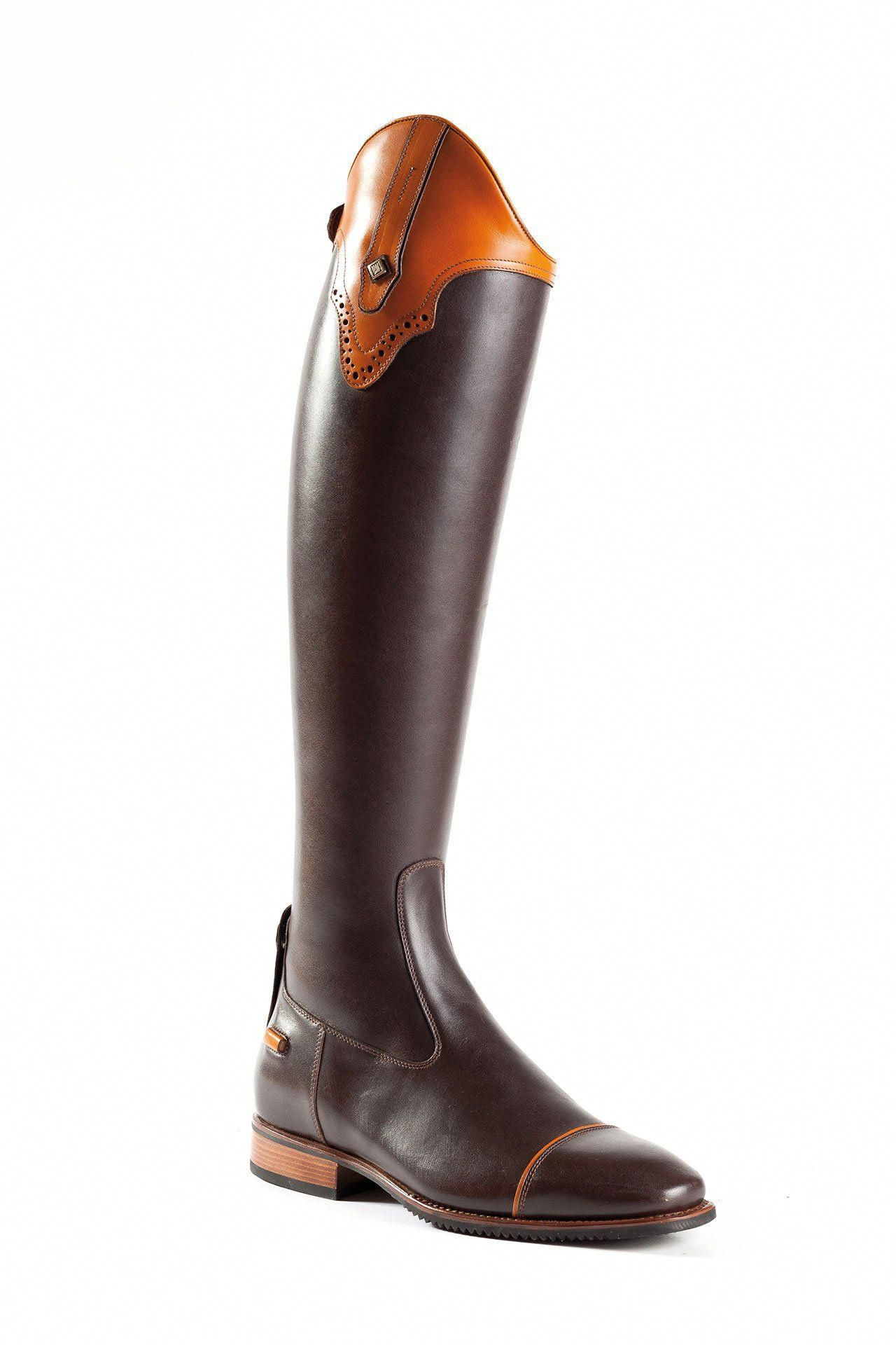 Brown American Top Riding Boots Horse riding boots