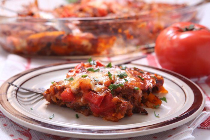 Lasagna Dinner Party Ideas Part - 27: Mexican-Style Lasagna From 22 Comforting Casseroles For Your Dinner Party