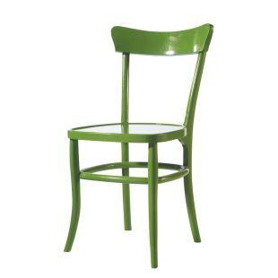 chaise verte bistrot - Chaise Verte