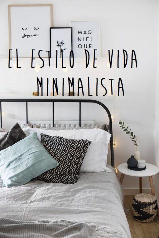 Un estilo de vida minimalista consiste en simplificar nuestro día a día. Identifica lo importante y elimina el resto.