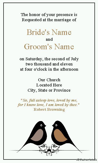 Albanian Wedding Invitation Wording The Wedding Specialists - best of invitation text for marriage