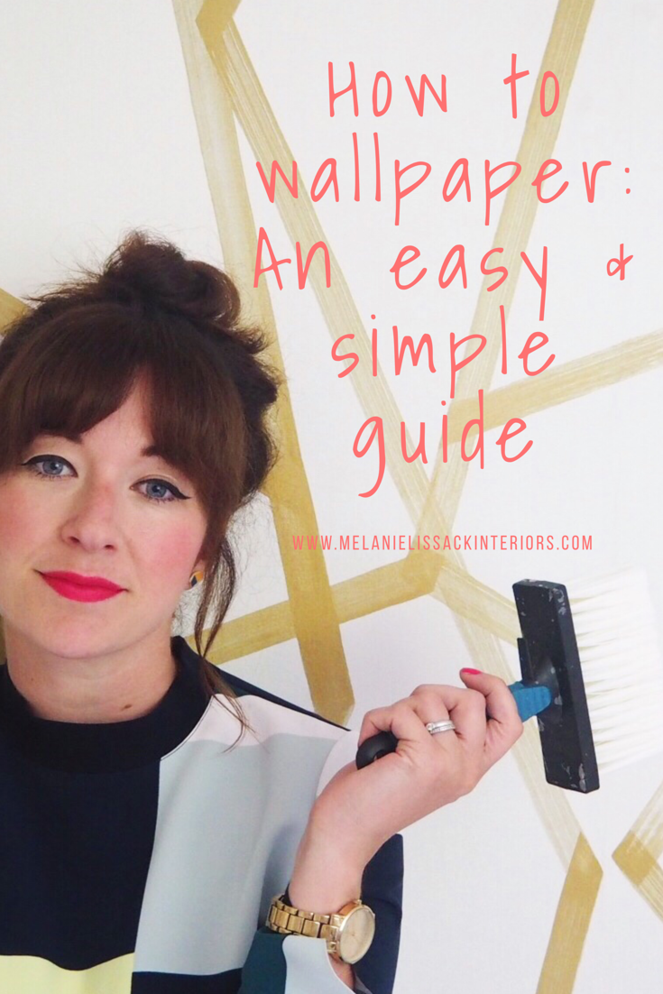How To Put Up Wallpaper A Simple & Easy Guide