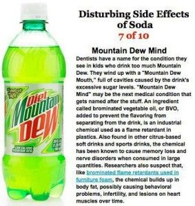 The 7 Nastiest Things In Your Supermarket Soda Health Health Mountain Dew