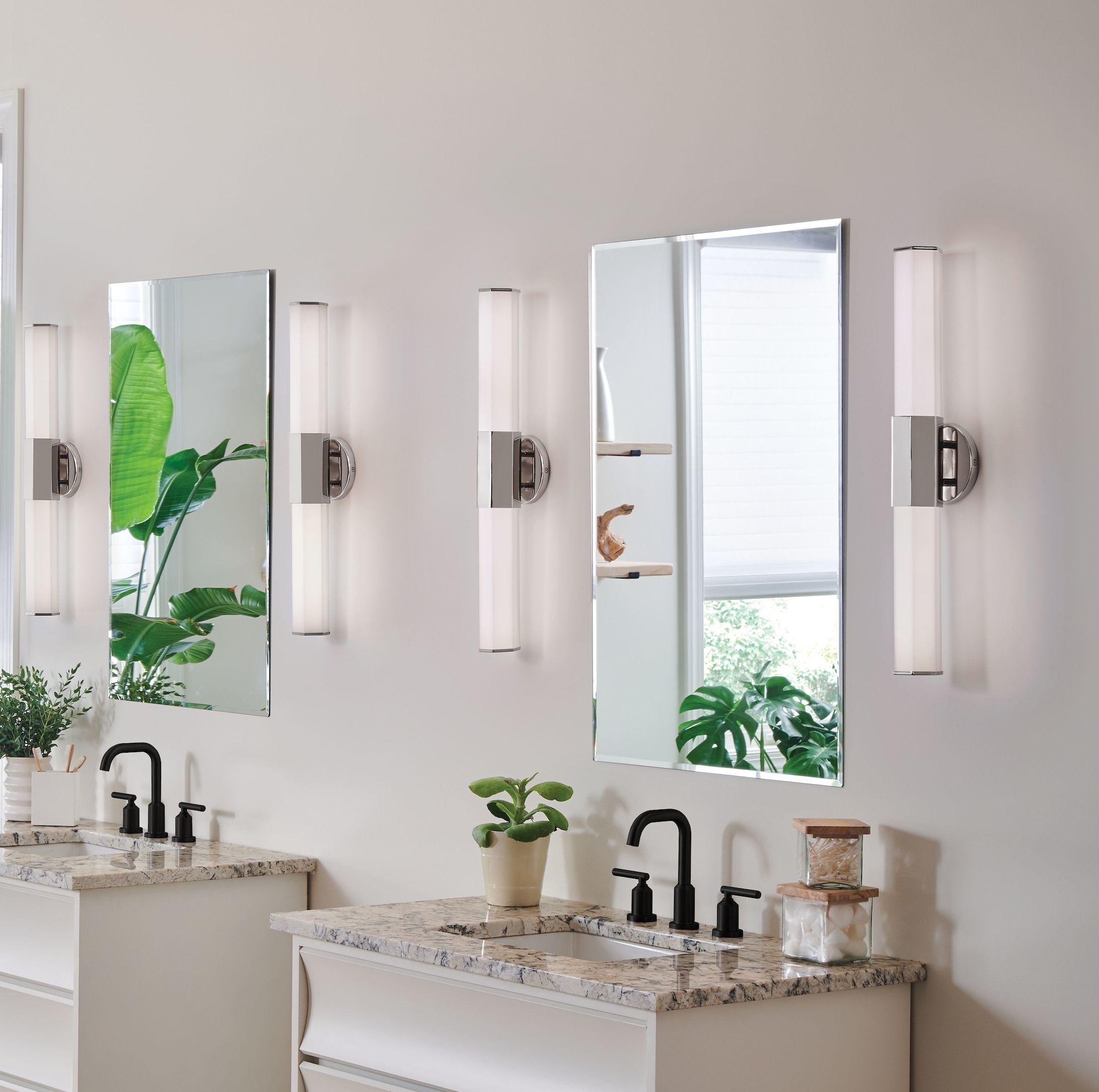 Hinkley Facet Led 26 Bathroom Lighting Design Bathroom Lighting Bathroom Vanity Lighting