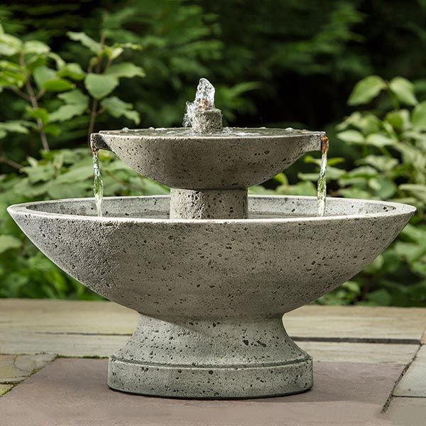 Attractive Jensen Outdoor Garden Fountain LFOT221