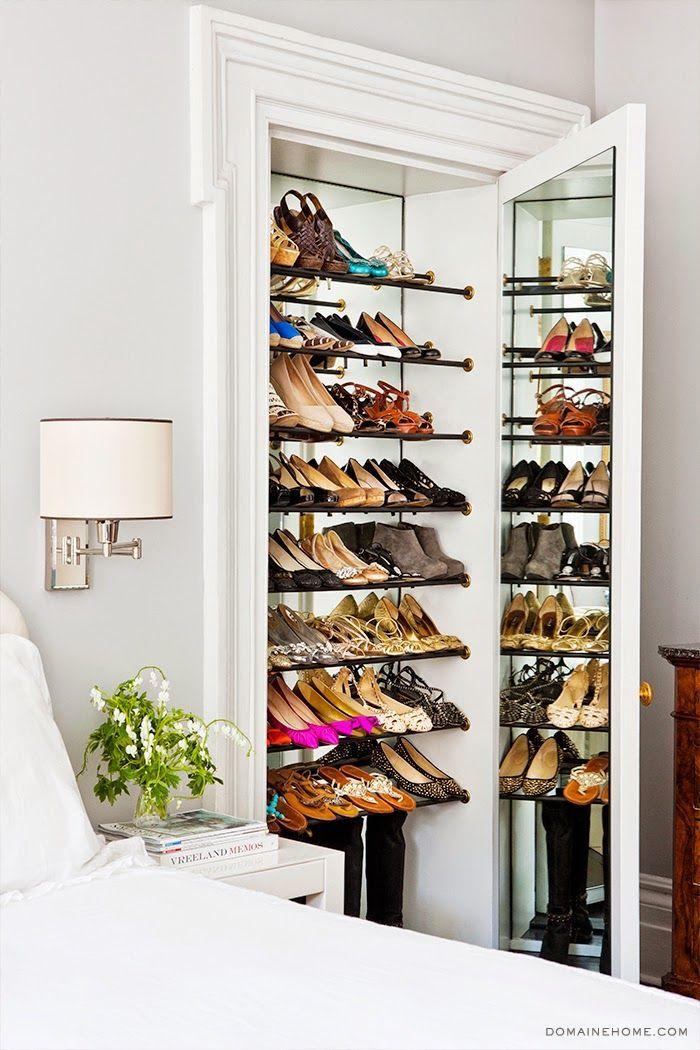 Self Care Maison New York Dressing De Reve Placard A Chaussures