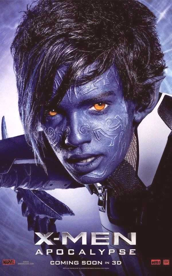 The Heroes And Villains Of X-MEN: APOCALYPSE Feature In A New Batch Of Character Posters