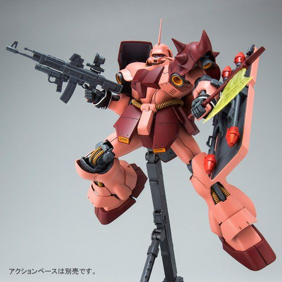 P-Bandai [MSV] MG 1/100 Geara Doga (Full Frontal use): Official Promo Posters, No.10 Big Size Images, Info Release http://www.gunjap.net/site/?p=240712