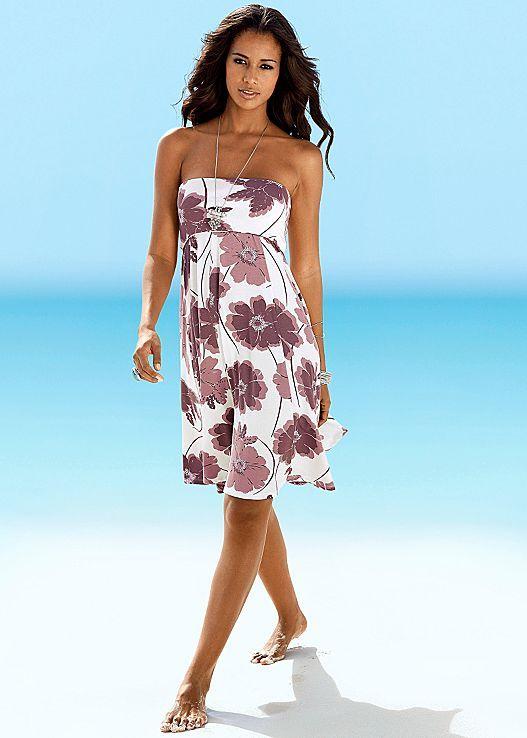 fe5e25e2ac Strapless beach dress in the VENUS Line of Dresses for Women ...