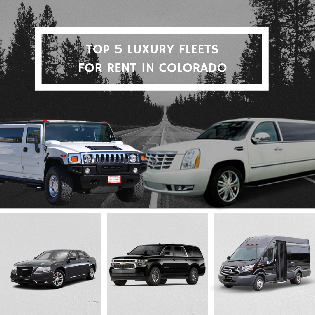 If You Re Looking To Enjoy A Superb Limousine Service In The State Of Colorado We Have Compiled A List Of The Top 5 Luxur Limo Hummer Limo Town Car Service