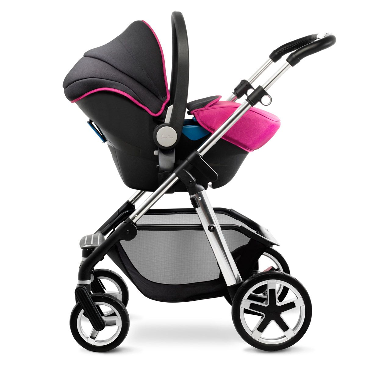 Raspberry Pioneer in Travel System Mode with Simplicity