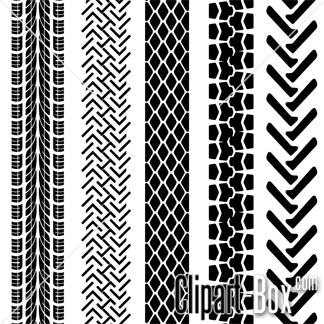 Clipart Tire Tracks Royalty Free Vector Design Tire Tracks Monster Trucks Monster Trucks Birthday Party