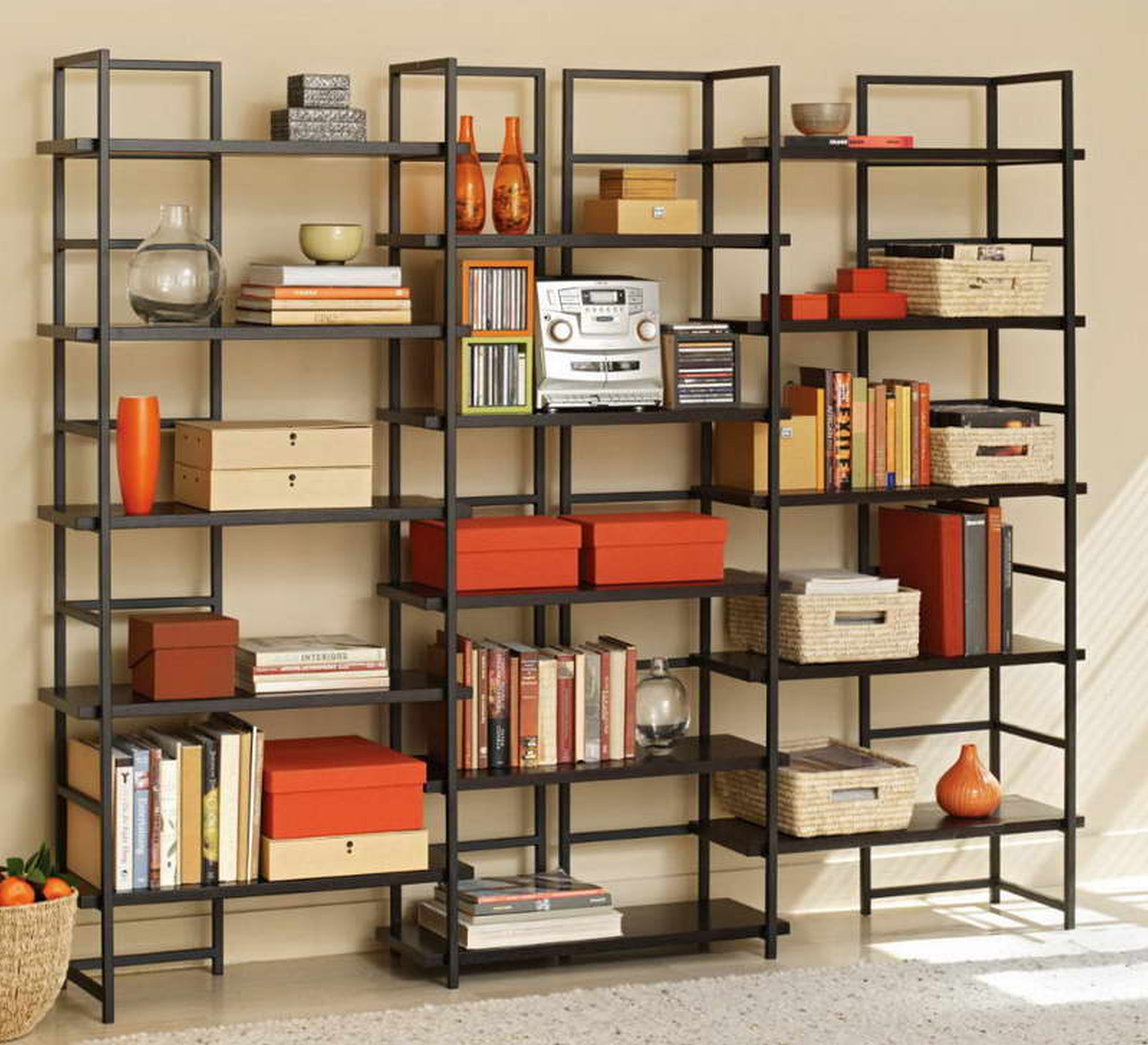 shelves unique dividers room dramatic ikea bookshelf book bookcase wall divider startling shelving gibnetinfo wallpaper home