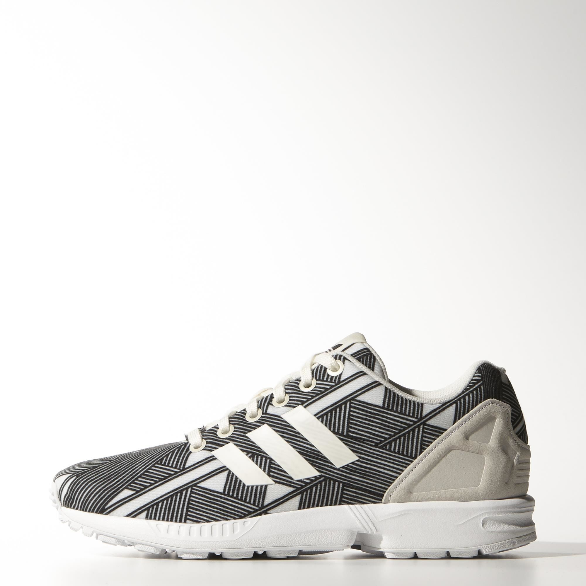 Adidas Women's Originals Farm Mexkumrex ZX Flux Shoes Off White T31p1253