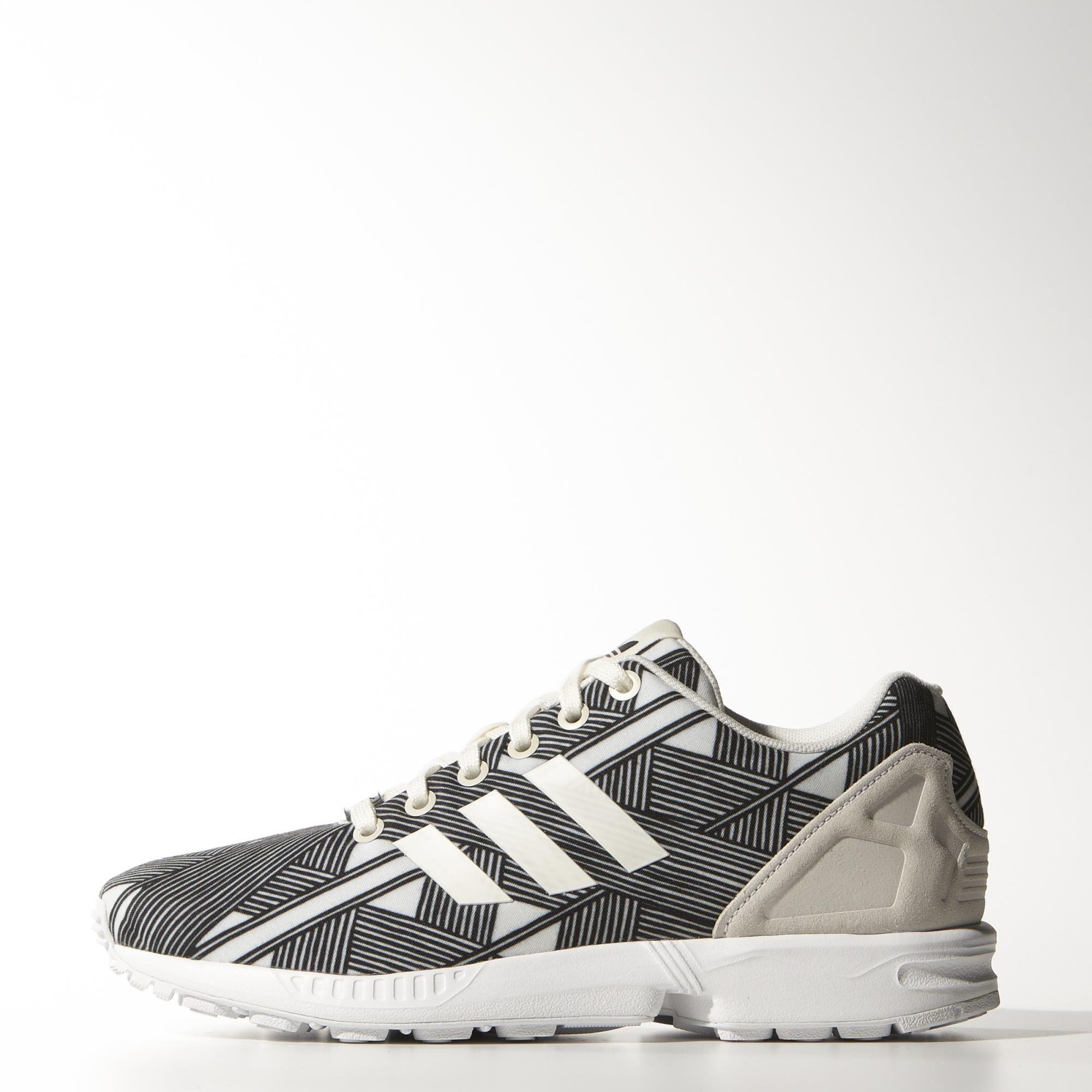 Adidas Women's Originals Farm Mexkumrex ZX Flux Shoes Off White T31p1253