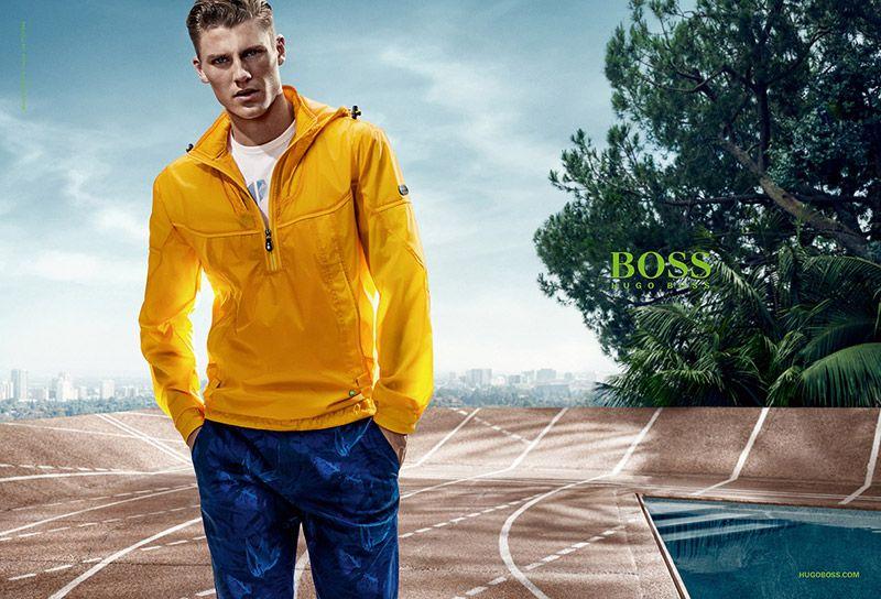 BOSS Green Spring/Summer 2015 Campaign Primavera Verano #Menswear #Trends #Tendencias #Moda Hombre   F.Y!