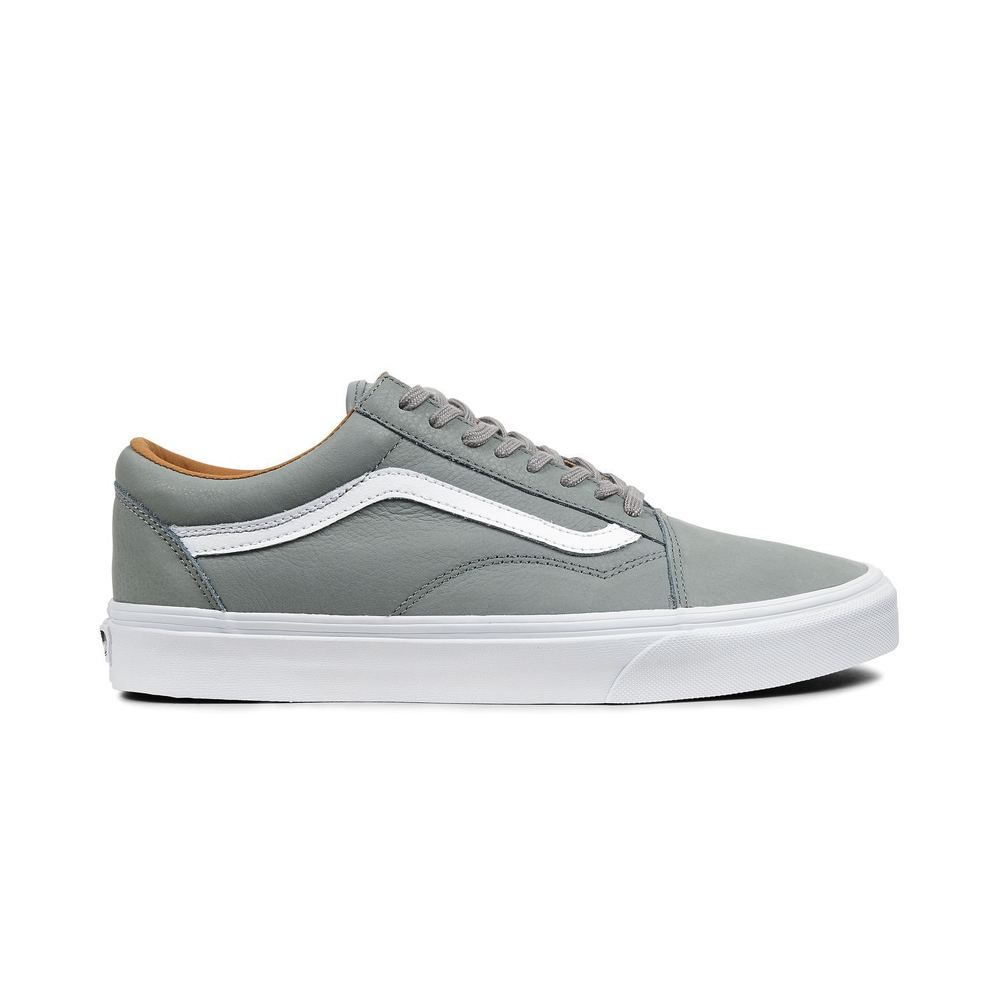 Vans Old Skool Sneakers with Leather Gr. US 7.5 w9NtnkT