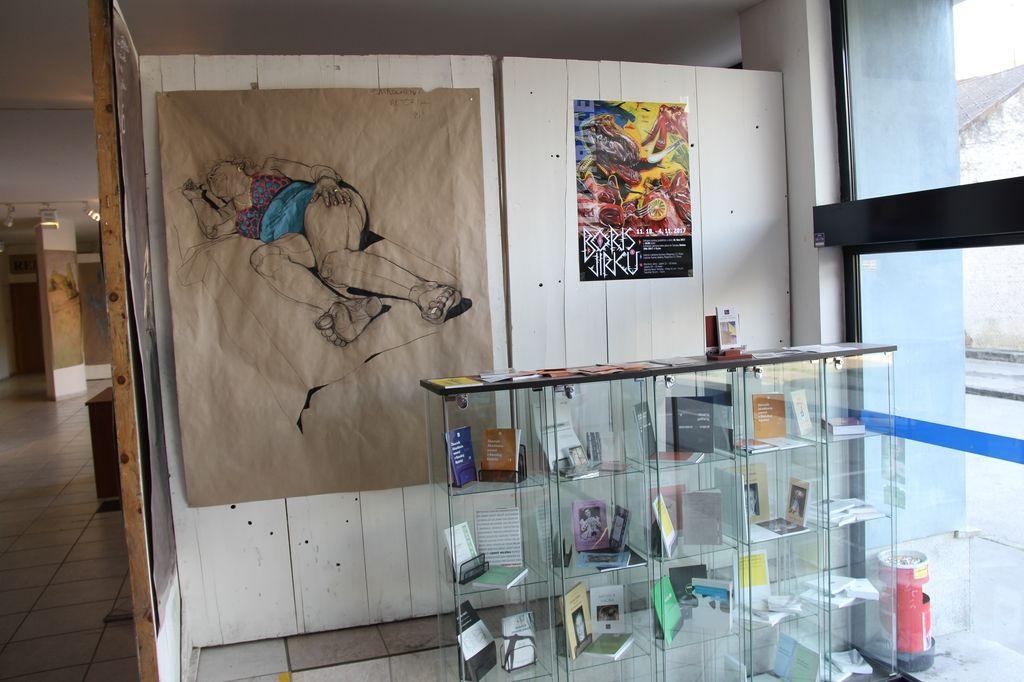 Workshop Anatomia Figuralnej Kresby 2017 Fotogaleria Fakulta