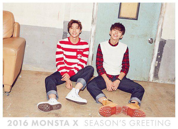 Fotos e vídeos de 몬스타엑스_MONSTA X (@OfficialMonstaX) | Twitter