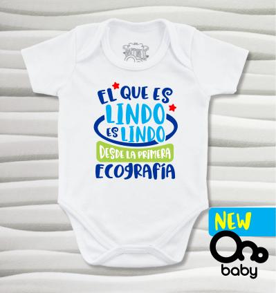 Bodys o mamelucos para bebé diseñados con lindos motivos para darle  personalidad a tu bebé 2f550e8efdb3