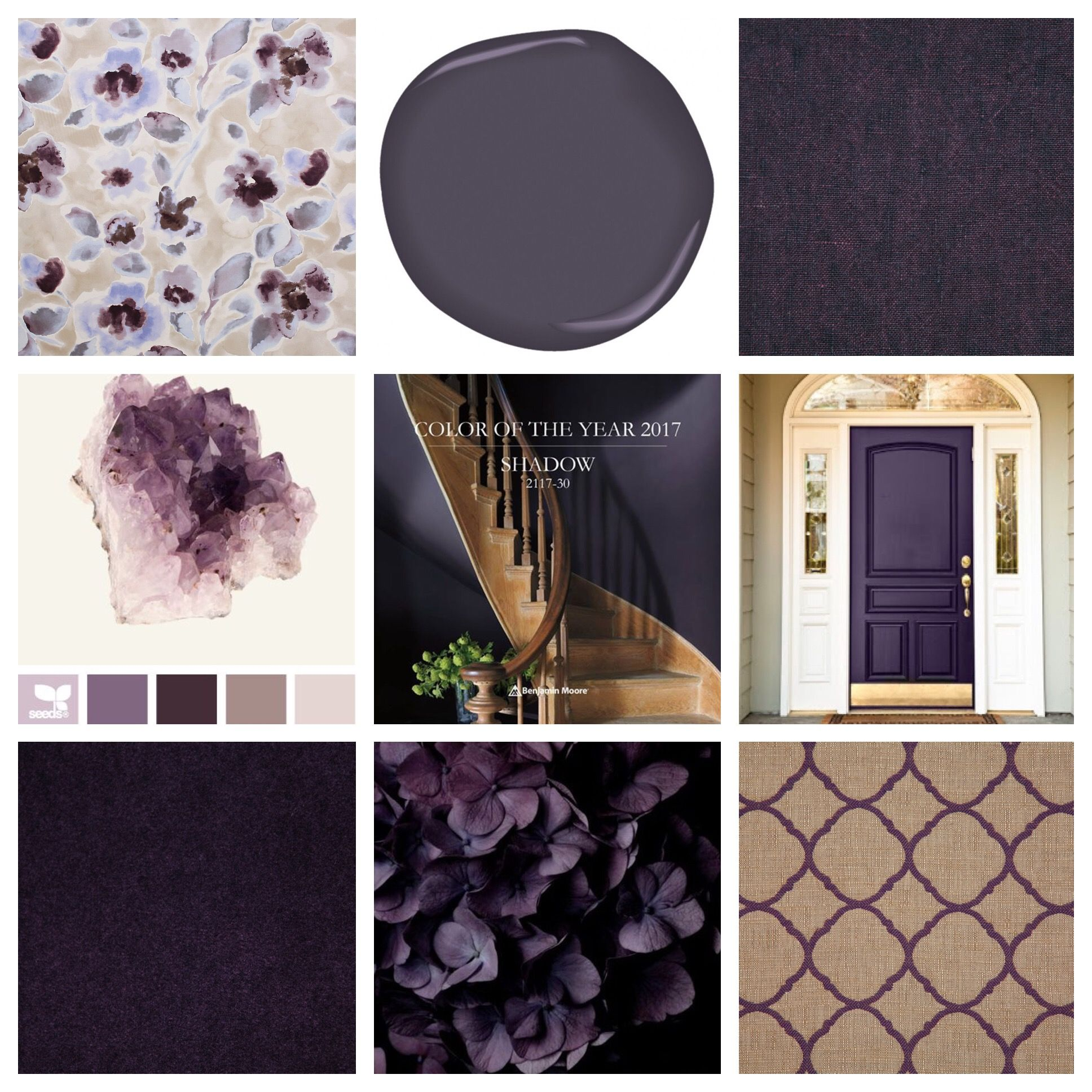 My house wednesday inspiration benjamin moore quot gentleman s gray - In Case You Haven T Already Seen Benjamin Moore Announced Their Color For 2017