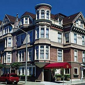 Haunted Hotels Queen Anne Hotel California