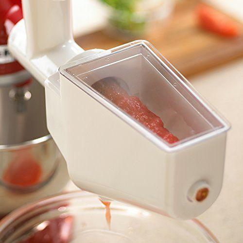 Kitchenaid Fvsp Fruit And Vegetable Strainer Parts For Food