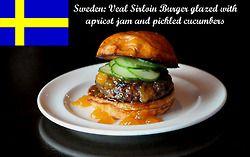 Olympic Burger - Sweden