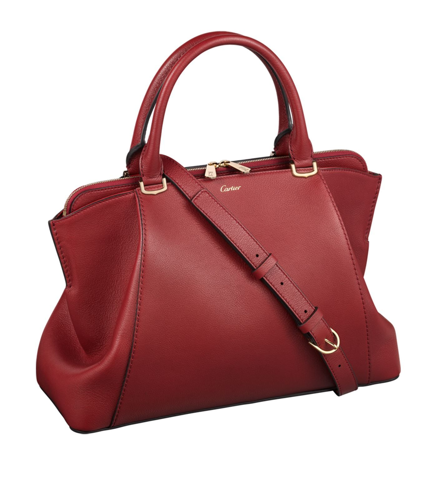 Cartier Bags In 2019 Leather Purses