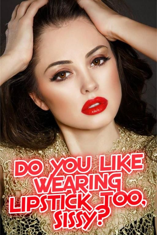 Transvestite pictures lipstick