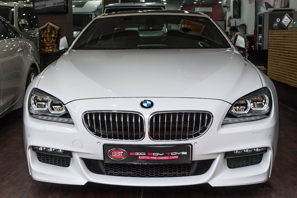 Used BMW 6 Series Cars in Delhi, NCR Used bmw, Sports