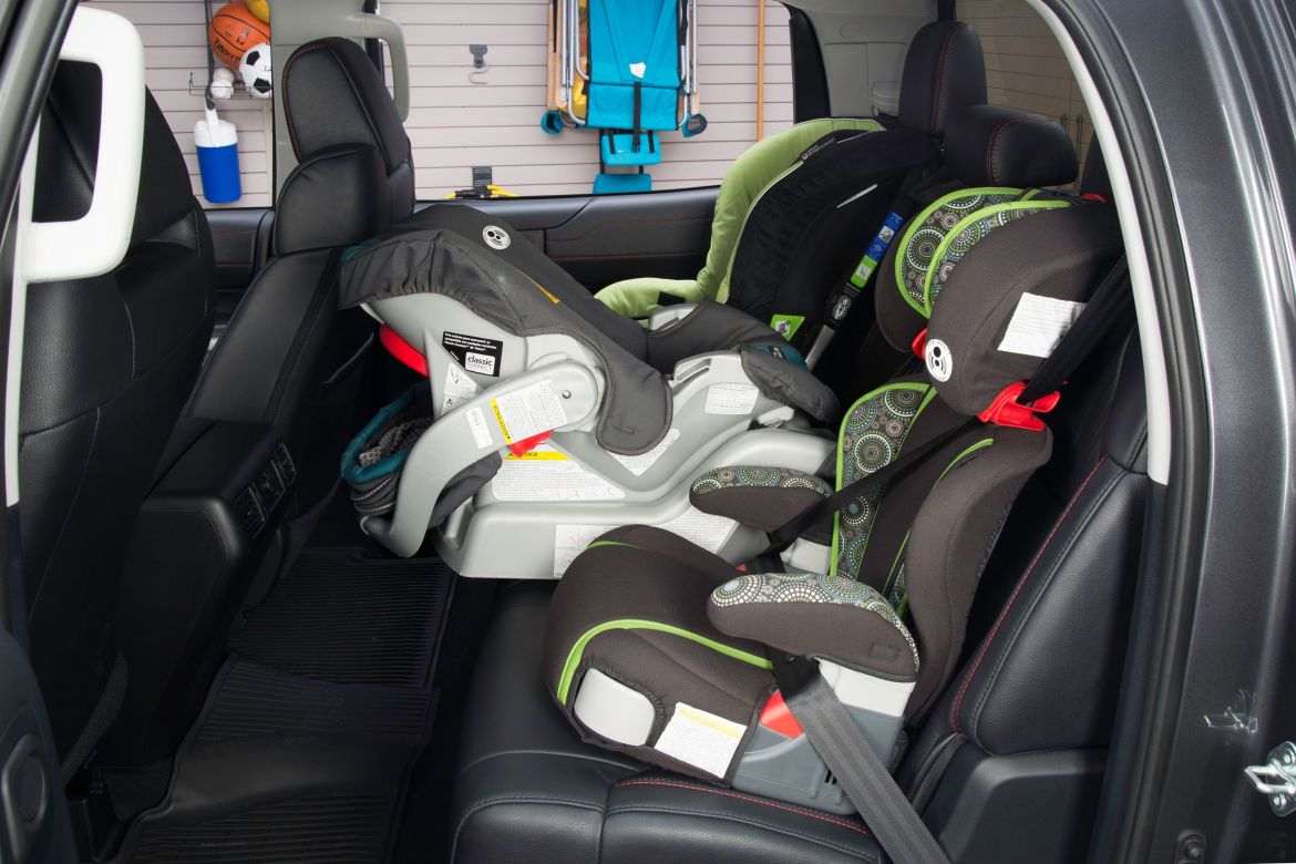 has a list of vehicles that more easily fit three car seats in a row parenting. Black Bedroom Furniture Sets. Home Design Ideas