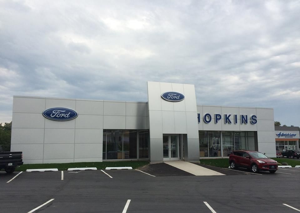 Ron Hopkins Ford Ford