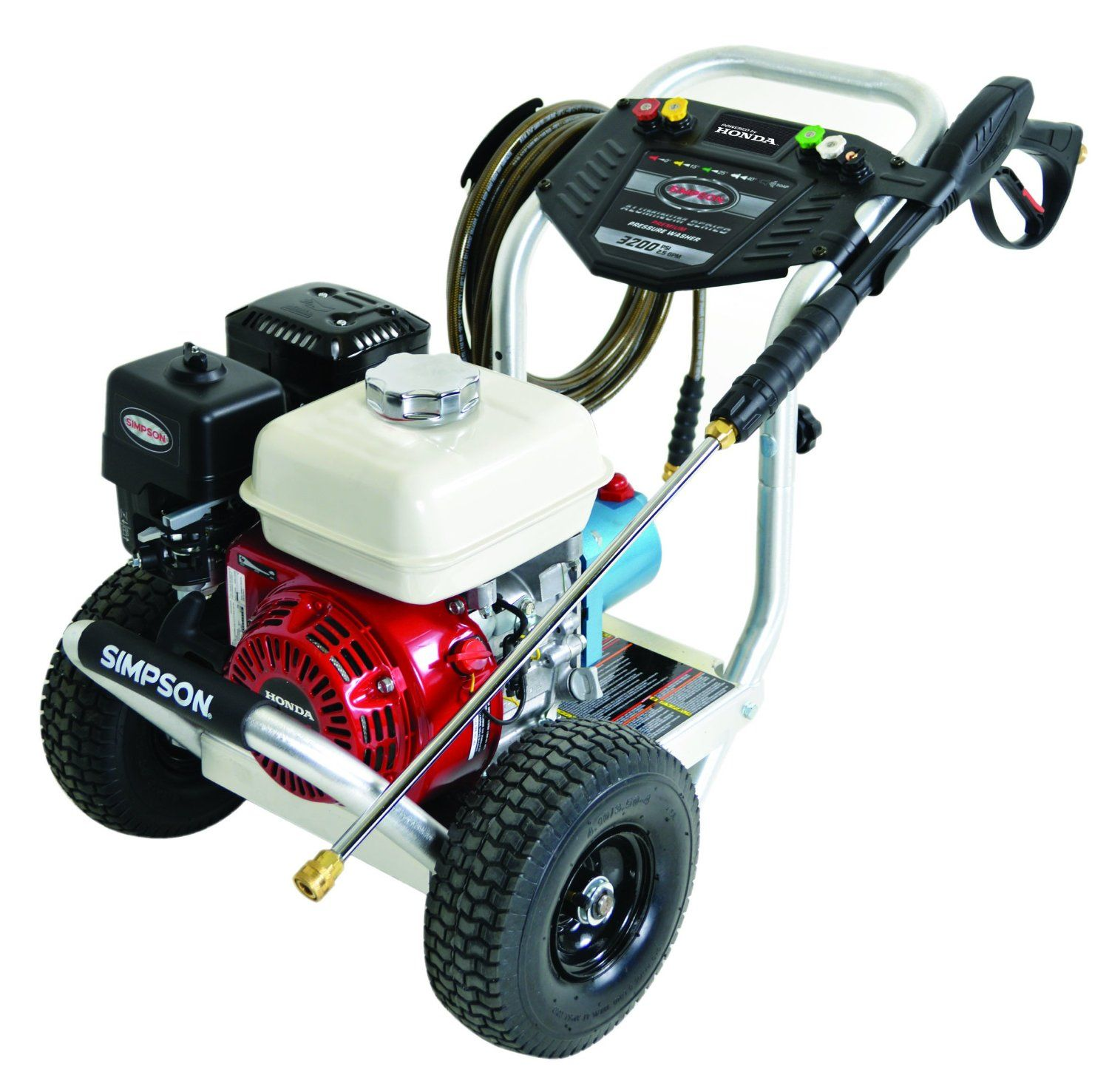 Pin on SIMPSON Pressure Washers