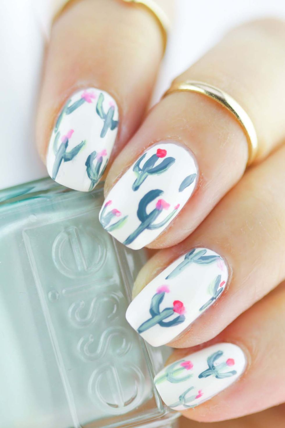 25 Summer Nail Art Ideas That Aren't Afraid to Bring on the Color