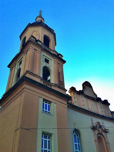 Iglesia Plaza de Cruces Barakaldo