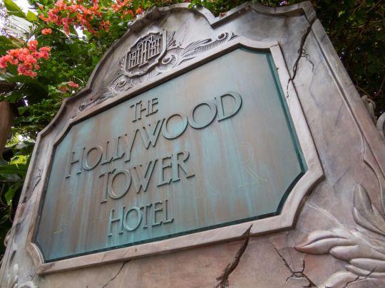 Tower of Terror Disney's Hollywood Studios