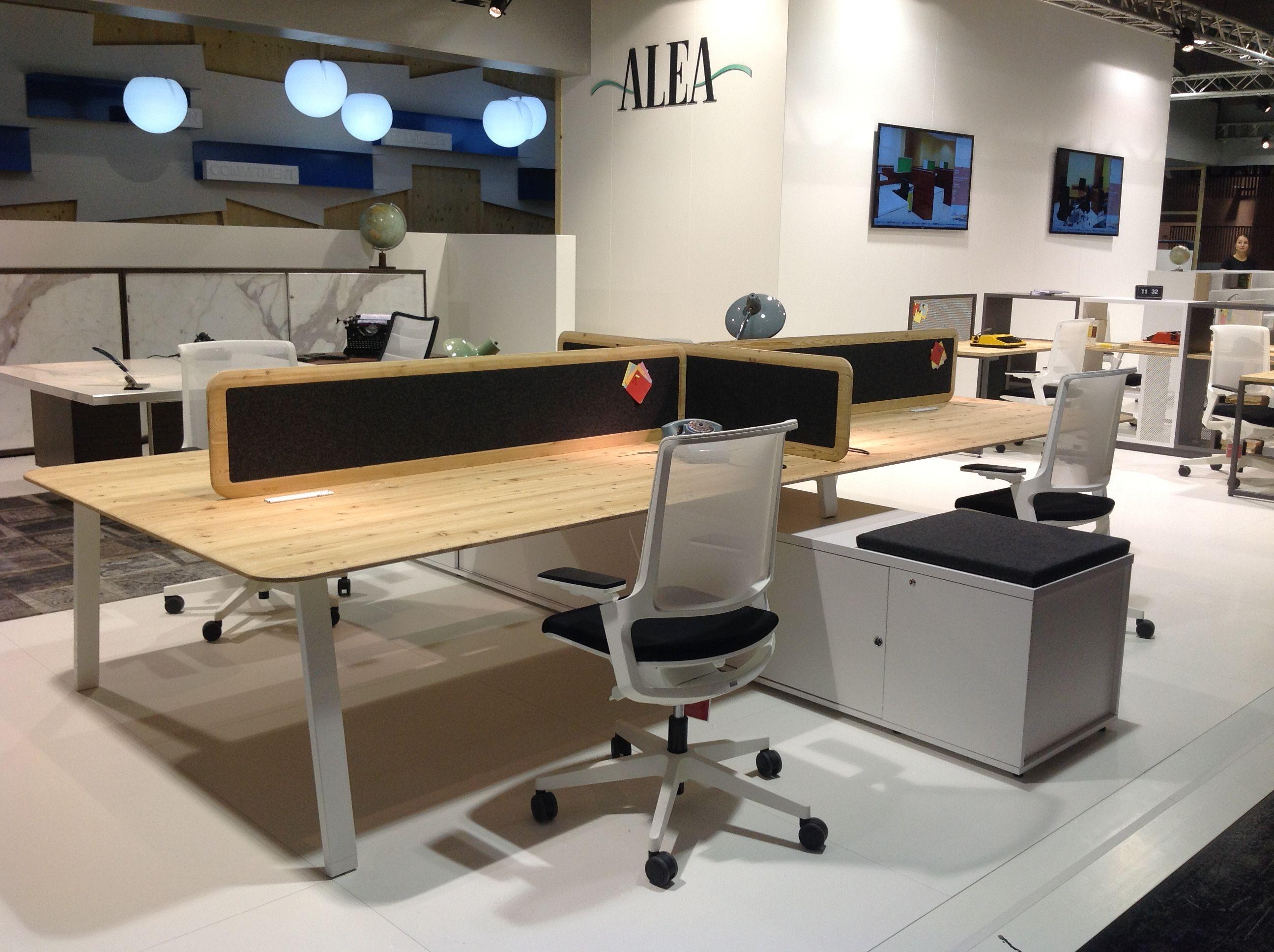 Alea #Furniture #Design #Corporate #Interiors #Workspace #Benching #Desk