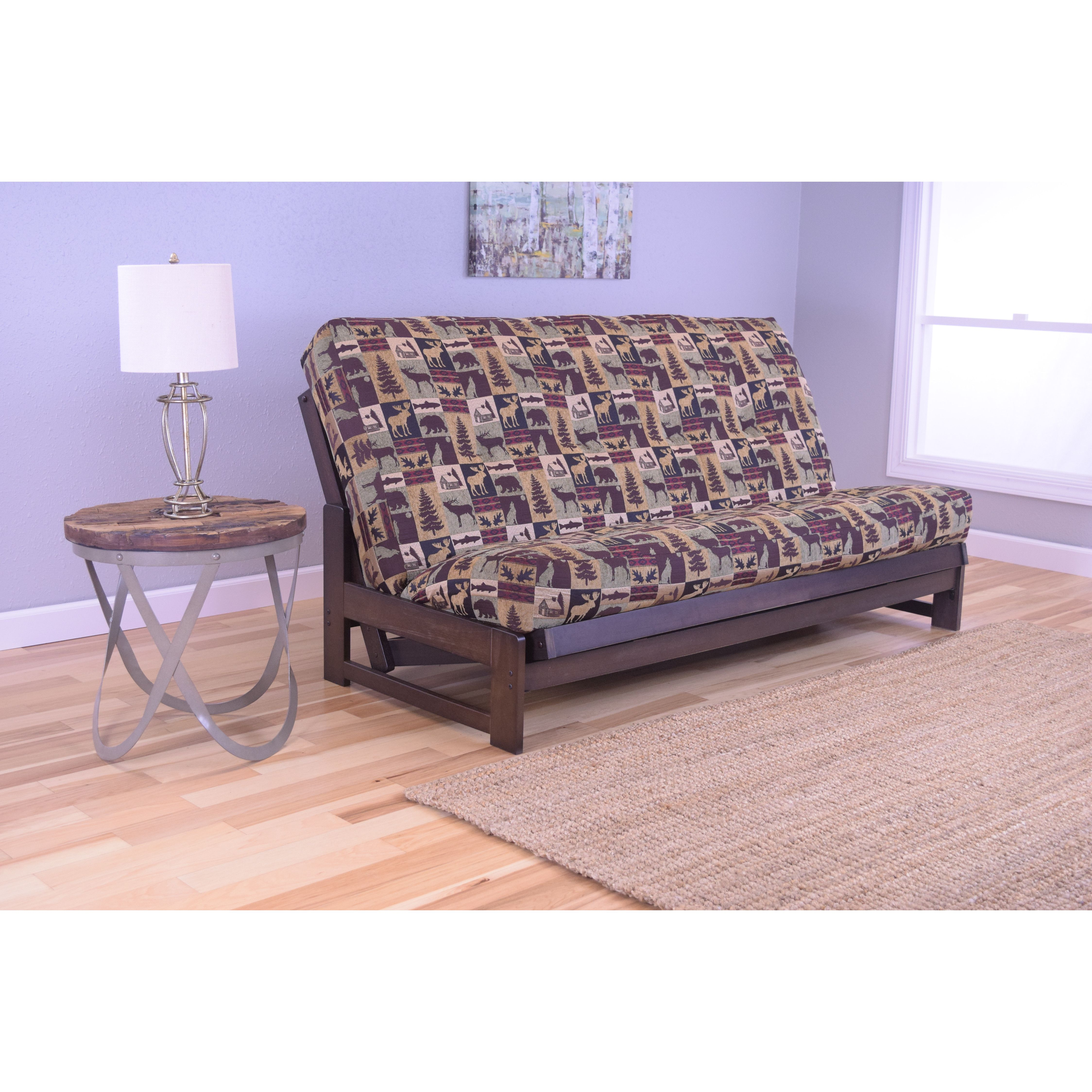 You 39 Ll Love The Aspen Futon And Mattress At Wayfair Great Deals On All Furniture Products With Free Shipping On Mos Futon Frame Futon Mattress Furniture