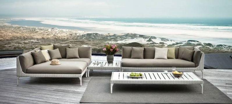 DEDON MU at StyleFred.com #dedon #furniture #garden #luxury #outdoor #sofa - DEDON MU At StyleFred.com #dedon #furniture #garden #luxury #outdoor