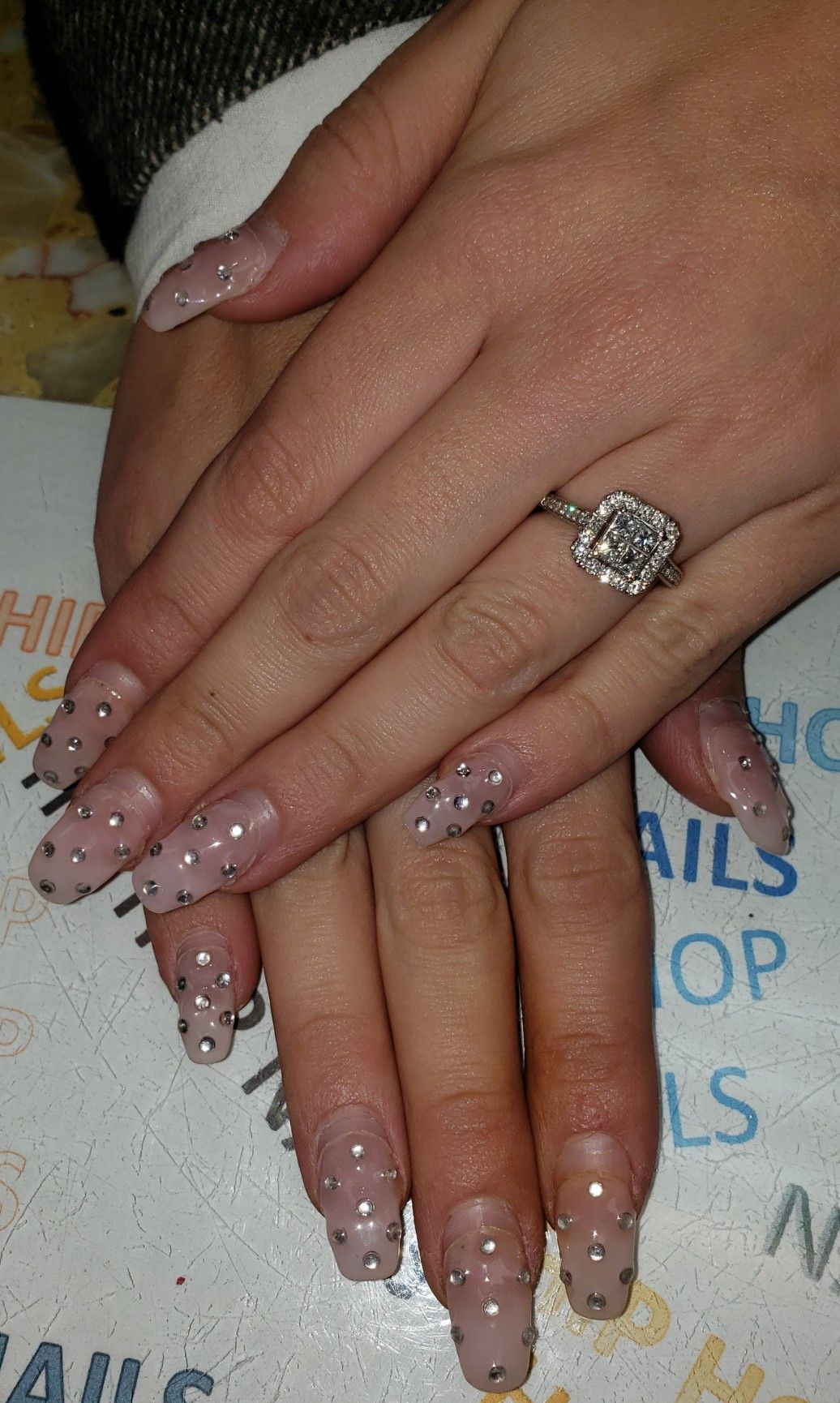 33 Nail Designs And Ideas For Coffin Acrylic Nails 5 Recipeess Com Nail Designs Summer Acrylic Summer Acrylic Nails Gorgeous Nails