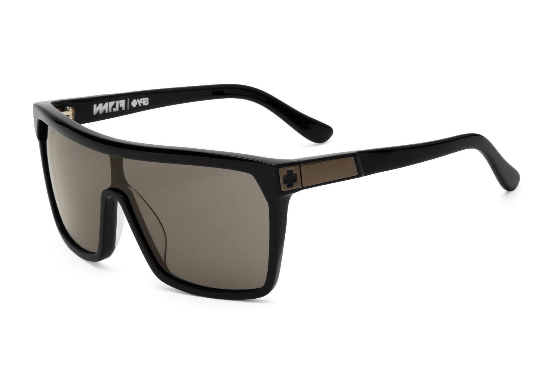 bf90e4029db2 Discover ideas about Spy. Spy Flynn Matte Black W Shiny Black Temples  Sunglasses