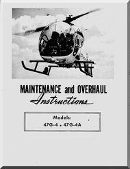 bell helicopter 47 g 4 47 g 4a maintenance and overhaul manual rh pinterest com Agusta Aerospace Corp Bell Agusta Aerospace Company