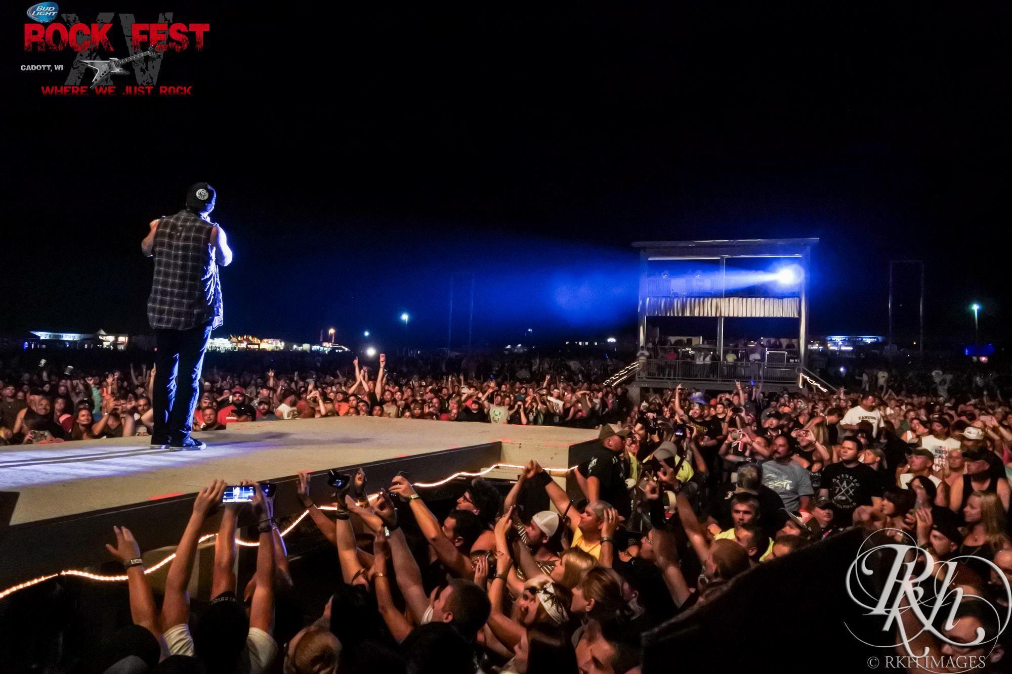 19 de Julio 2015 - Rock Fest (avenged sevenfold, a7x)