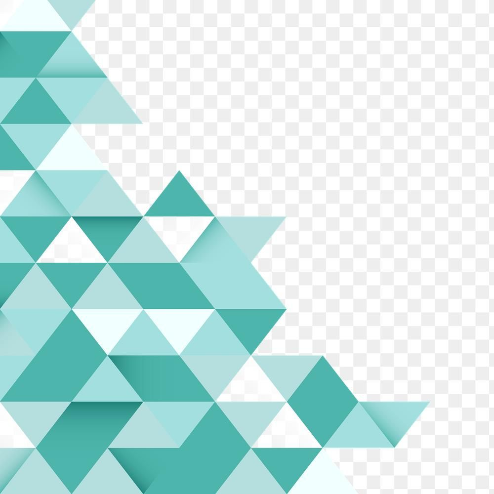 Turquoise Triangle Pattern Design Element Free Image By Rawpixel Com Aew Triangle Pattern Pattern Design Studio Background Images