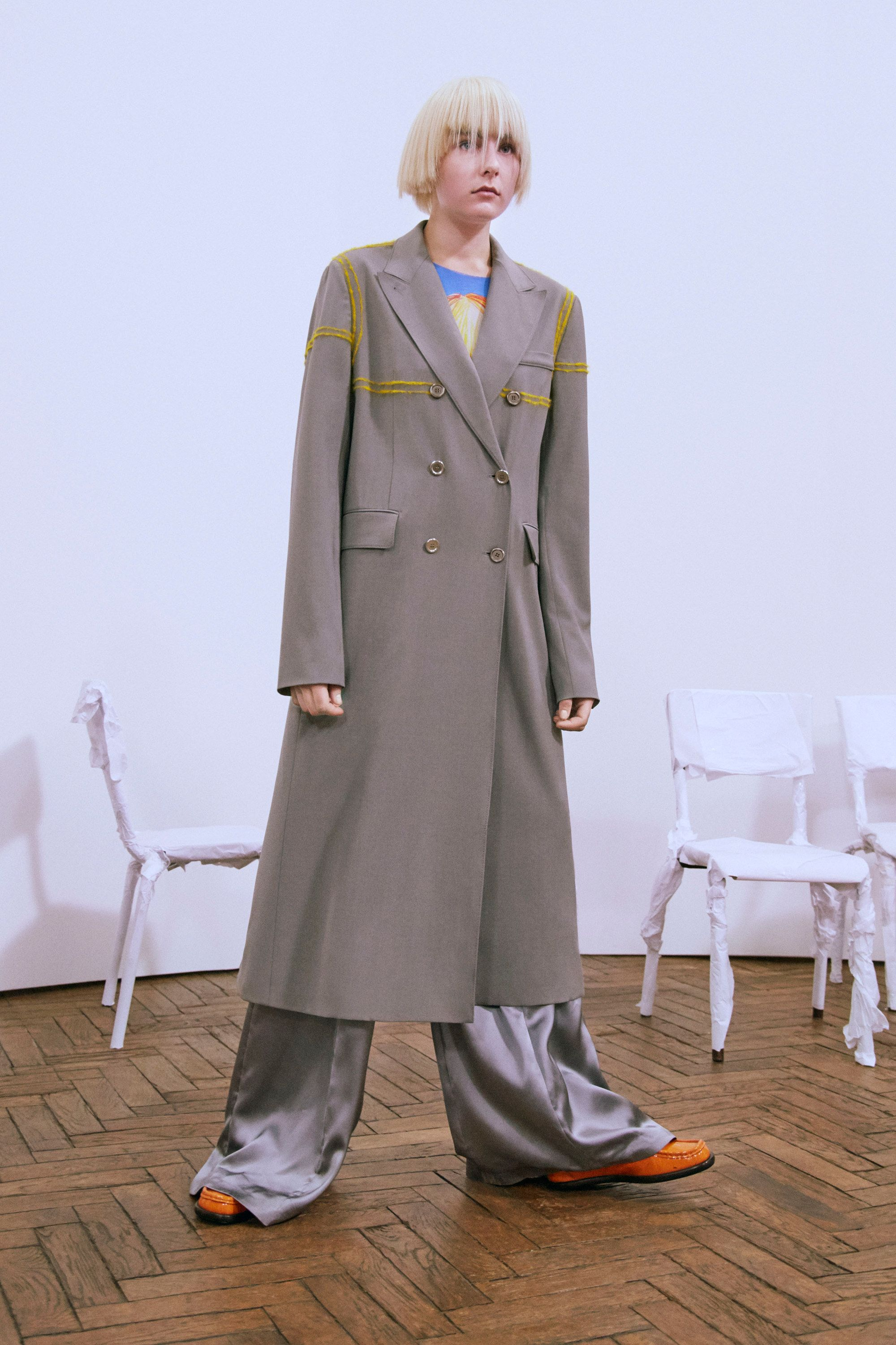 391401e63d0d Acne Studios Pre-Fall 2016 Fashion Show | F/W 2016 | Fall fashion ...