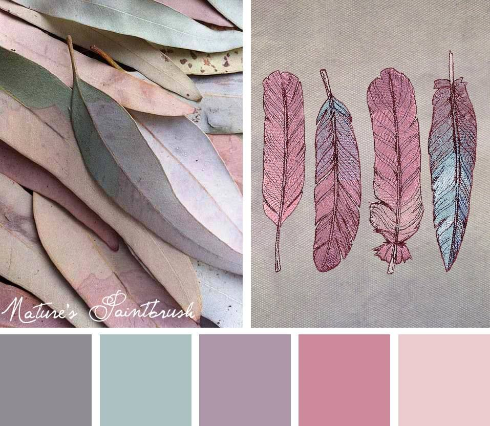 Farbkarte Wandfarbe Nature S Paintbrush Color Combos Pinterest Farbkarten